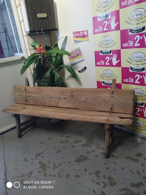 240620 banco de madera escaño