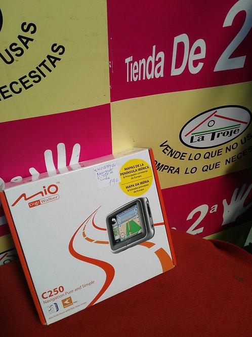 240619 NAVEGADOR C250 GPS