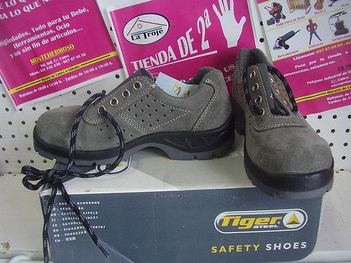 zapatos de seguridad Nº 37