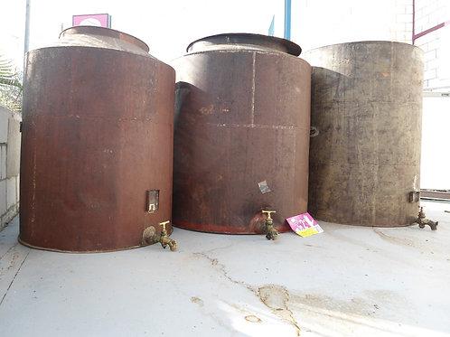 Depósitos de aceite