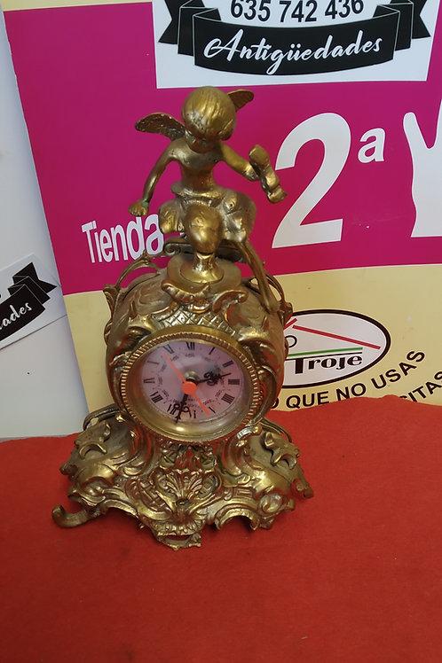 reloj sobremesa bronce