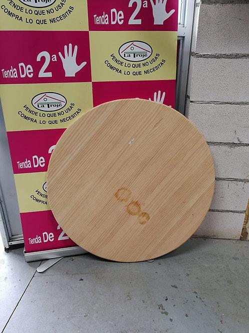 230318 TABLA REDONDA DE 0.90CM.