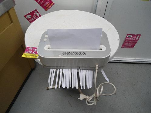 Trituradora de papel,cartas..etc
