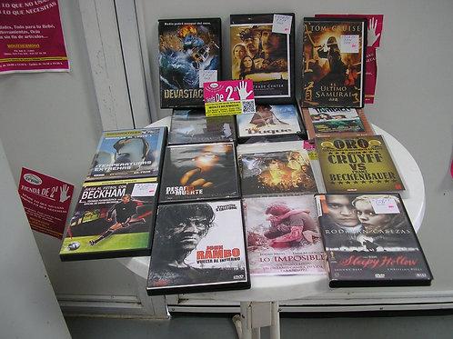 peliculas dvd originales.unidad