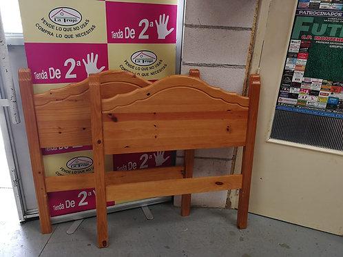 230217 cabecero de madera pino
