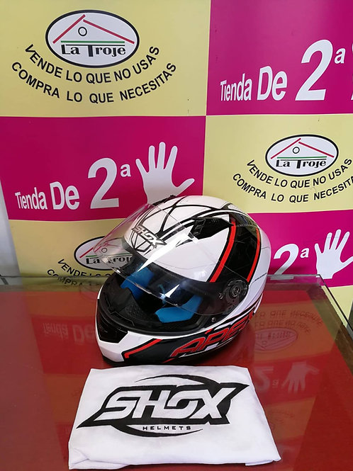 200618 CASCO MOTO SHOX APEX TALLA S