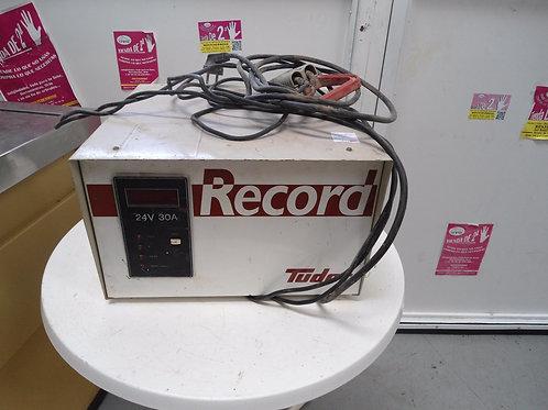 Cargador de bateria record tudor