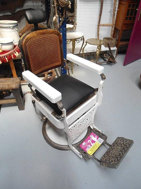 sillon silla de barbero