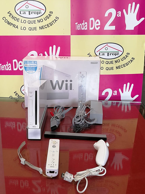 030818 VIDEO CONSOLA WII