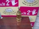 200417 Lampara lisa de bronce