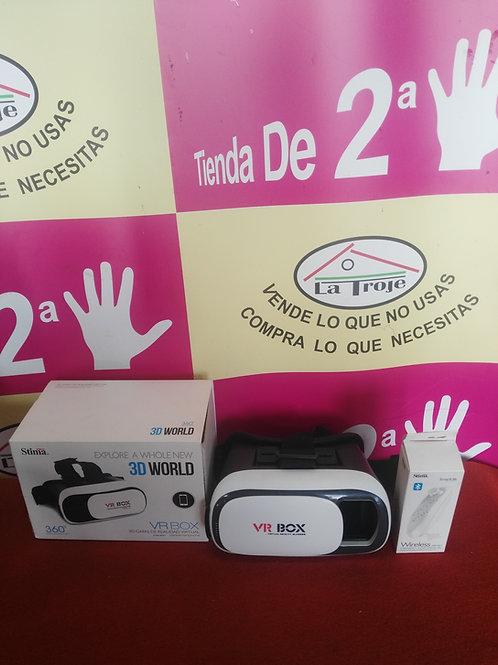 220219  GAFAS VIRTUAL 3D VR BOX