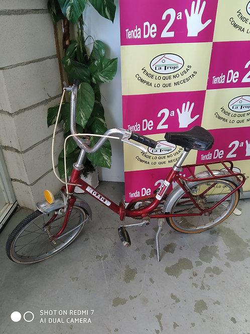 280520 bicicleta gac niño plegable