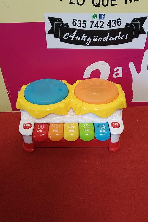 020920 piano con luz educativo musical bebe
