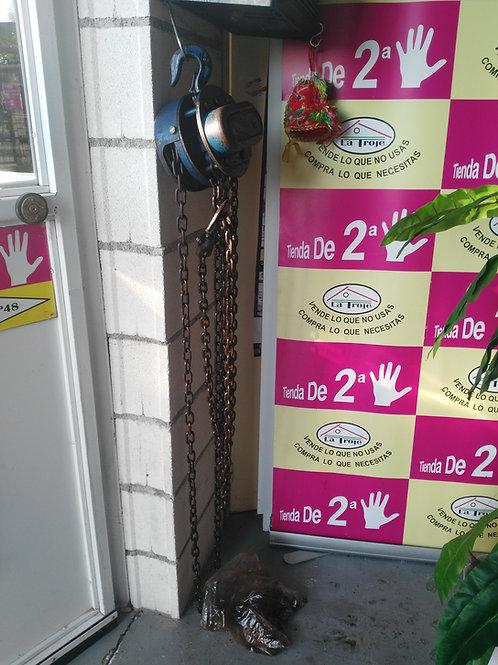 030120 polipasto manual cadenas