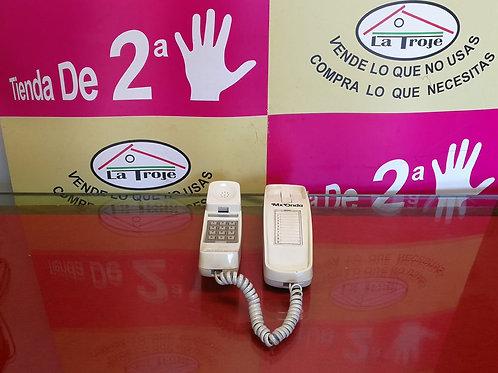 050718 TELÉFONO FIJO