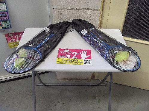 160916 raquetas badmiton