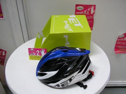 casco bici MET talla 52/59.