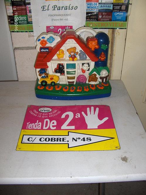 191116 Casa de juguete chicco