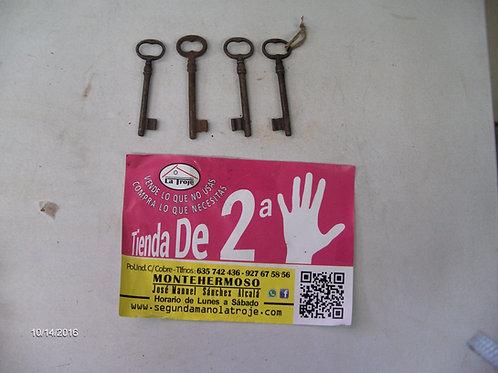 llaves desde