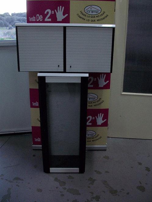 160117 Mueble blanco y negro modular