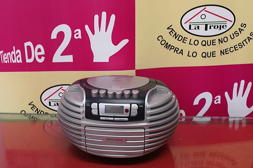 230818 RADIO CD BOOMBOX