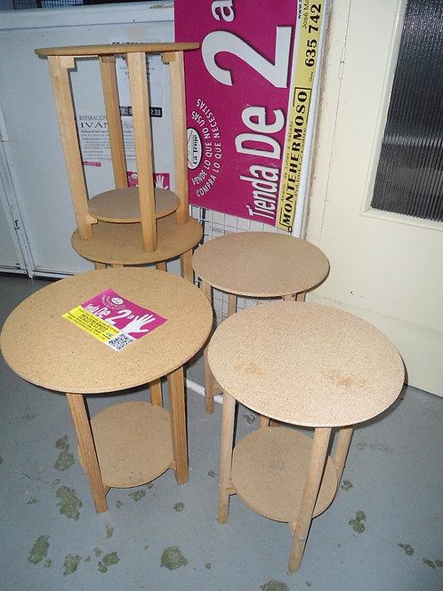 Mesas camilla