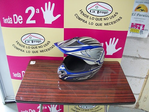 290317 Casco de moto mitaka talla xxs