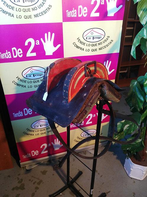 111119 montura de carga sillín burro caballo