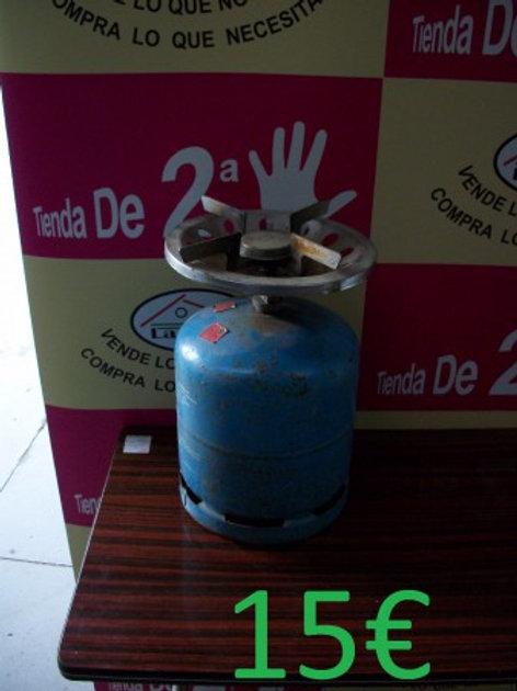 100117 Bombona con hornillo