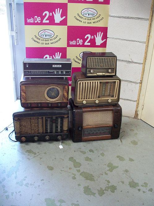 041017 RADIOS ANTIGUAS