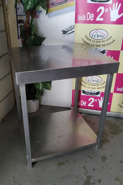 180820 mesa trabajo de acero inoxidable