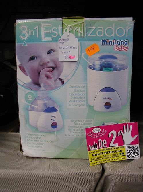esterilizador 3 en 1