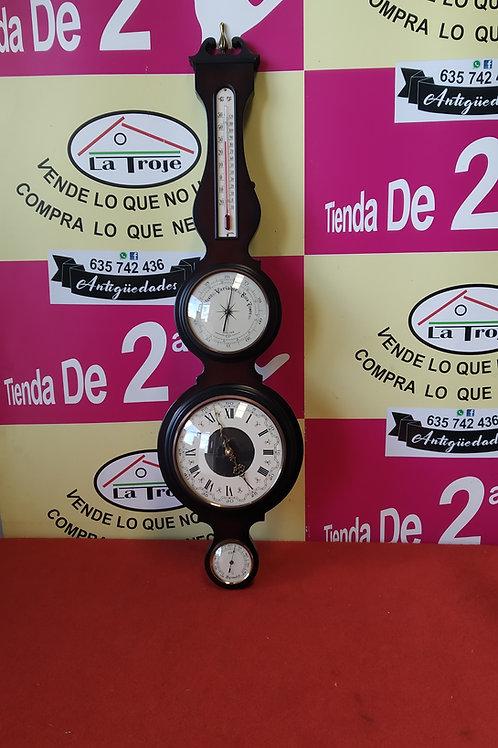 200820 higrometro reloj termometro barometro