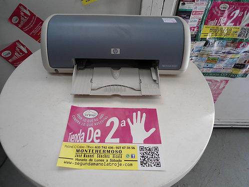 Impresora hp deskjet 3325