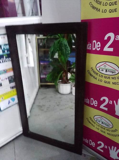 071219 espejo de madera