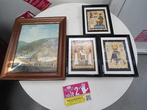 CUADROS 2€ UNIDAD