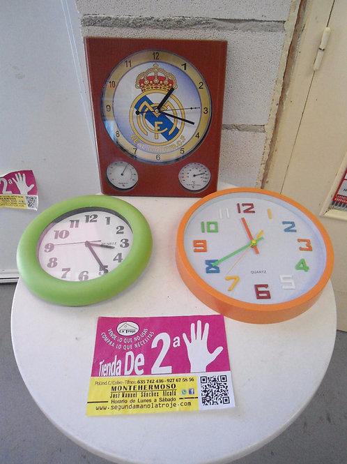 210616 Relojes desde