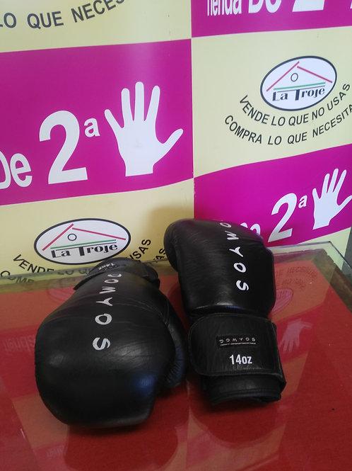 180918 GUANTES DE BOXEO DOMYOS