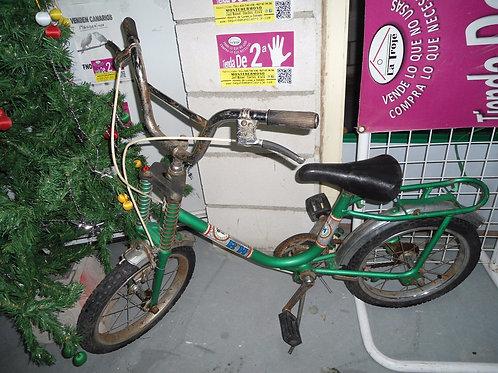 Bicicleta bh pequeña antigua