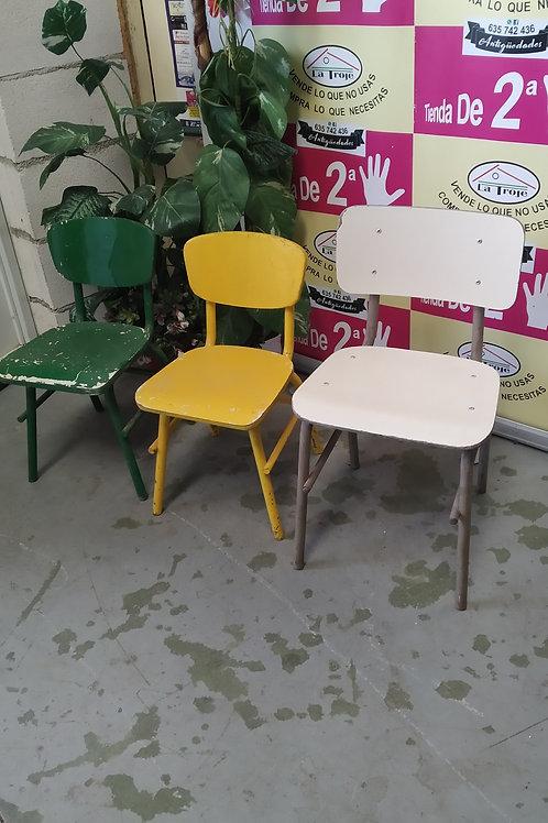 080820 silla niño vintage