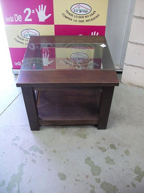 110817 mesa de madera central