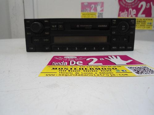 Radiocasette original de volkswagen