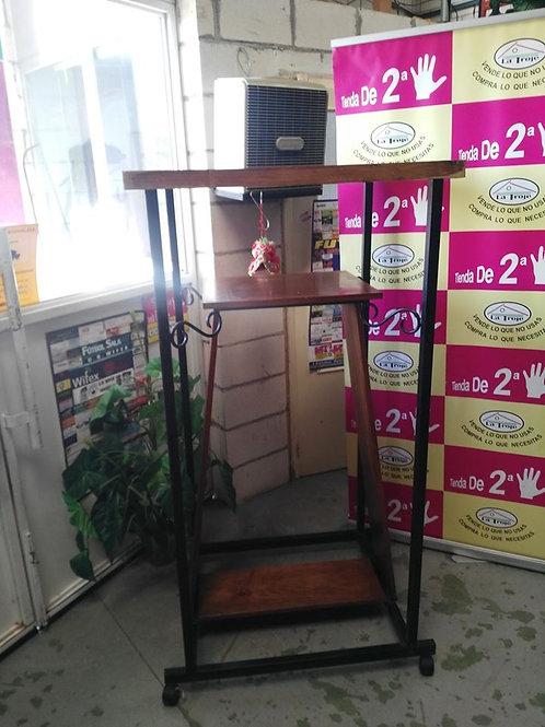 121019 mueble estante con ruedas