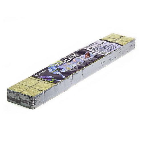 Grodan 2in Rockwool Mini-Blocks (24-pack)