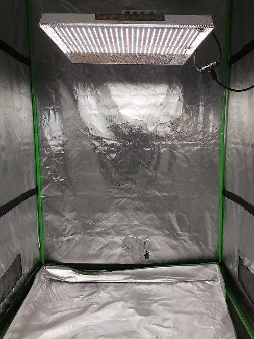 3'x3'x5' led grow tent kit