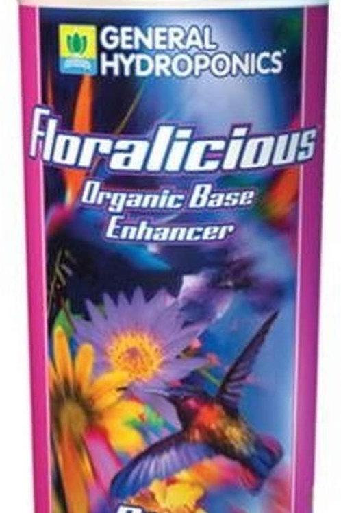 general hydroponics frora licious bloom