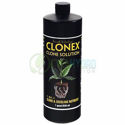 Growth Technology Clonex® Clone Solution, For Rooted Clones and Seedlings