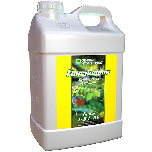 General Hydroponics GH Floralicious Grow