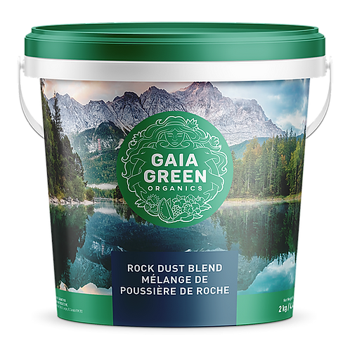 gaia green rock dust blend