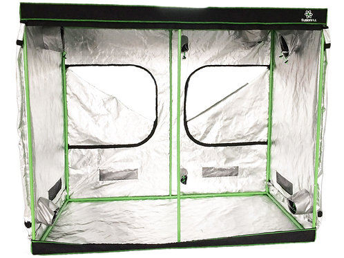8' x 4' x 6.5' Fusion Hut 600D Grow Tent